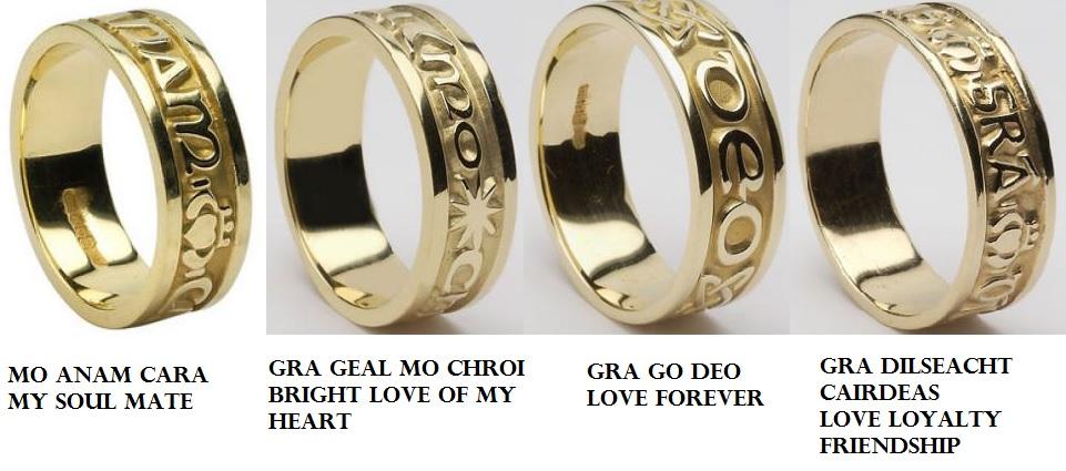 Gaelic Rings