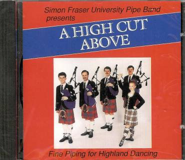 A High Cut Above CD