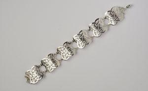 Celtic Link Bracelet BCT10