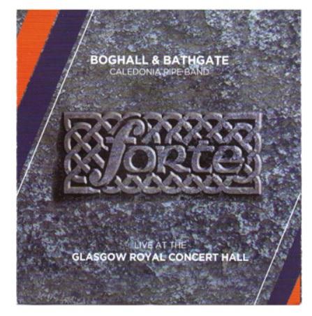 Boghall & Bathgate Forte CD