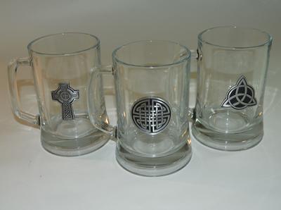Celtic Knot Beer Mug