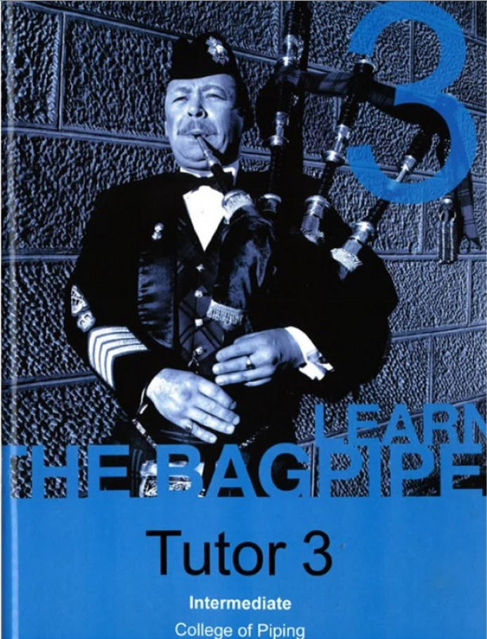 College of Piping Tutor Part 3