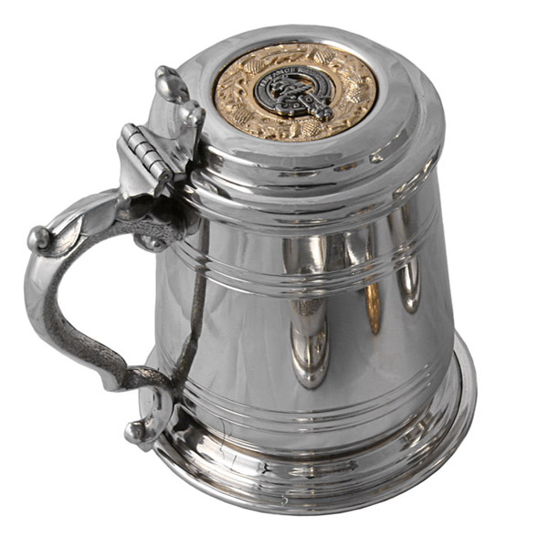 Clan Crested Tankard