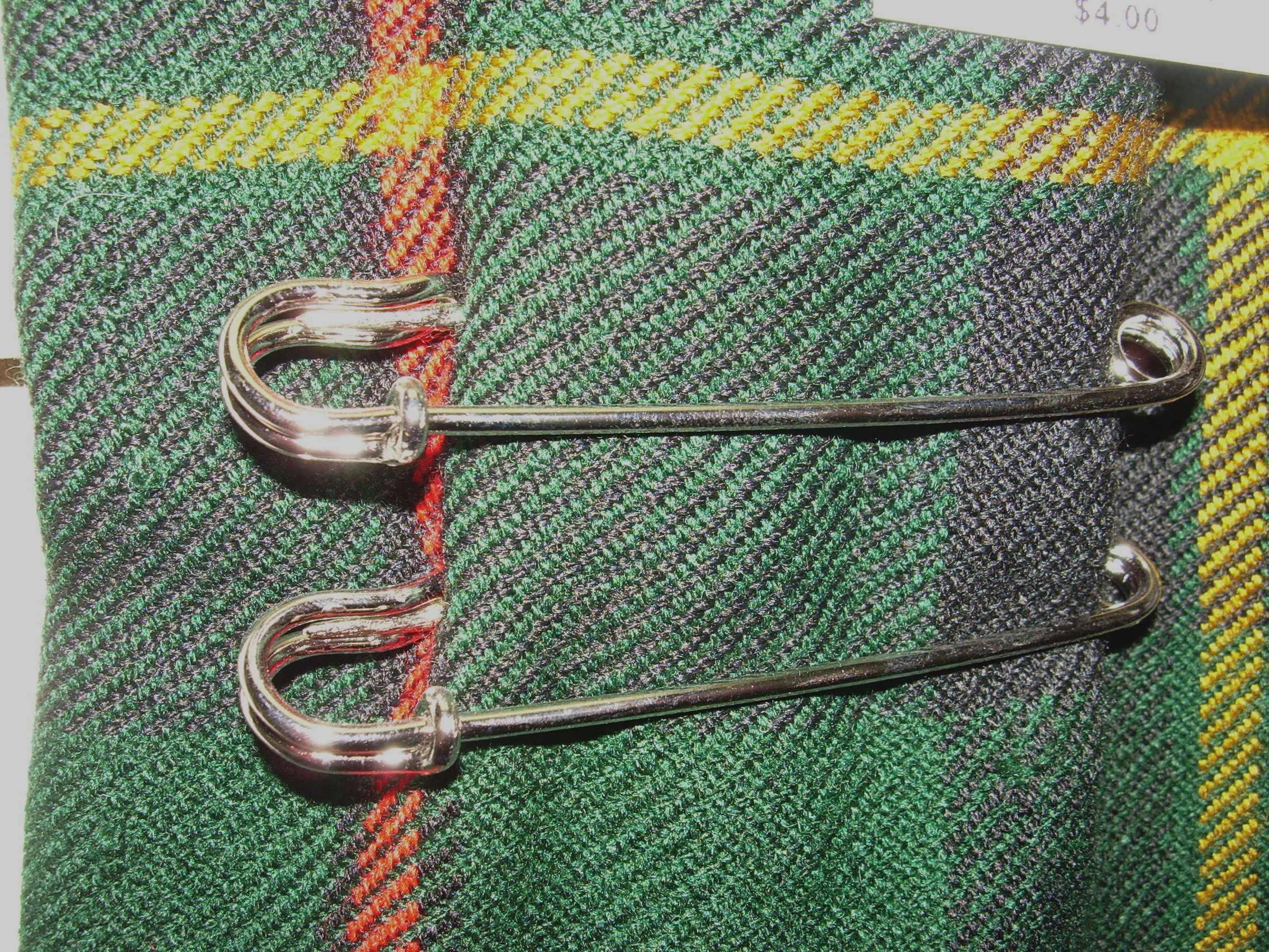 Dancer's Kilt Pin