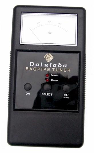 Dalriada Bagpipe Tuner