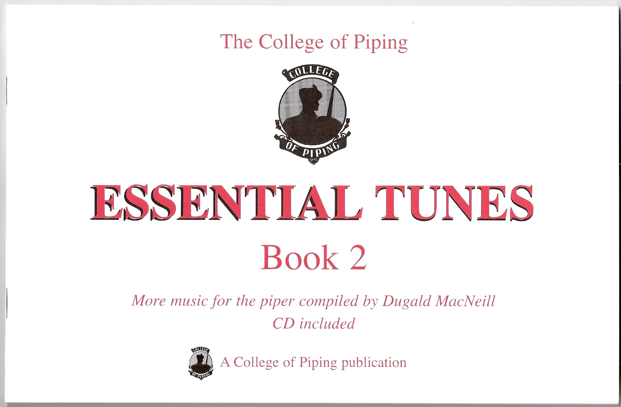 Essential Tunes Book 2 & CD