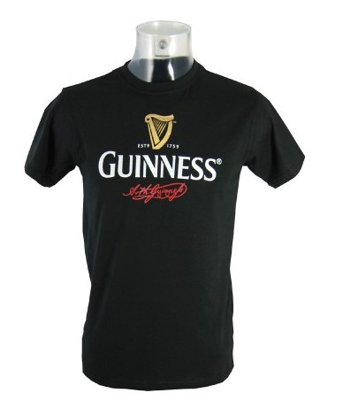 Guinness Signature Print Shirt G1000