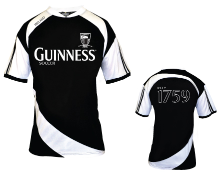 Guinness Soccer Jersey G4500