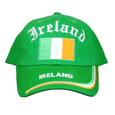 Green Ireland Hat