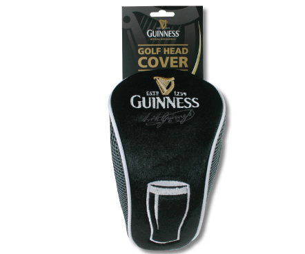 Guinness Golf Head Cover GNS2259