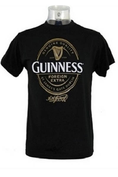 Guinness English Label Shirt HH1028