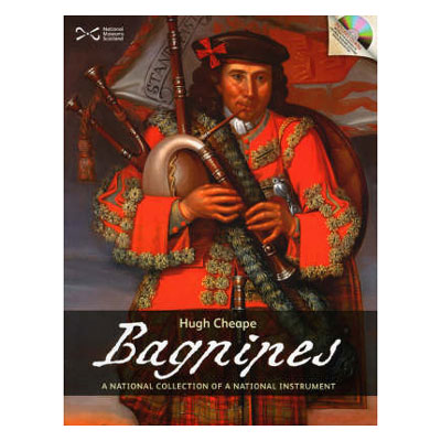 Bagpipes by Hugh Cheape
