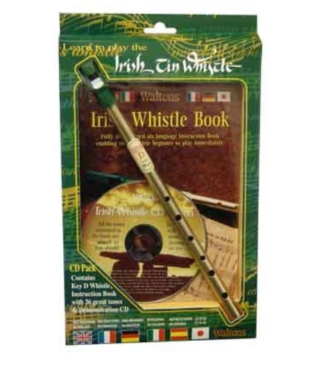 Walton's Irish Whistle Pack