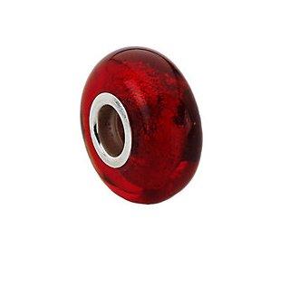 Kera Red Murano Glass Bead 24798