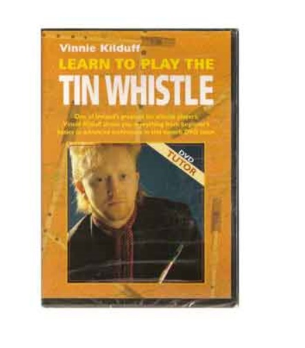 Learn to Play the Tin Whistle DVD
