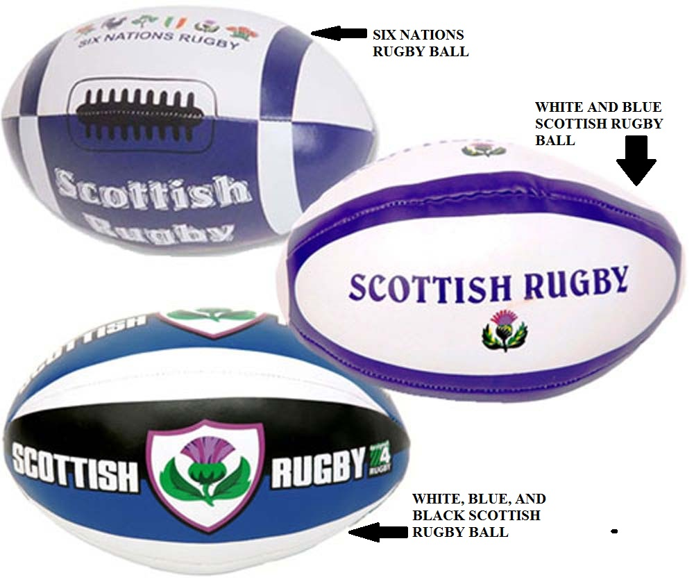 Soft Mini Rugby Balls 530