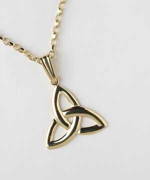 Trinity Knot Pendant P2000
