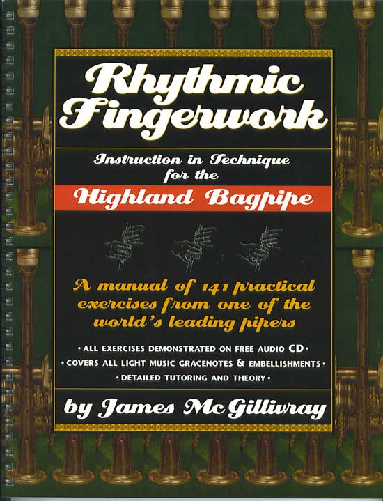 Rhythmic Fingerwork by Jim McGillivray