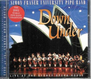 Simon Fraser University -  Down Under CD
