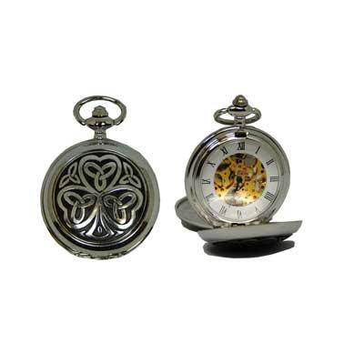 Shamrock Pocket Watch