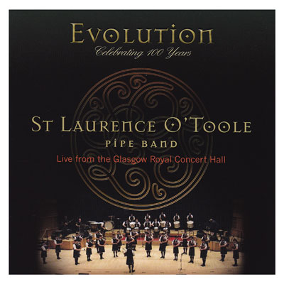 St Laurence O'Toole Evolution CD