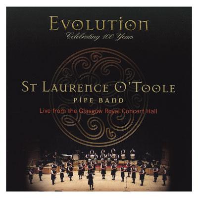 St Laurence O'Toole Evolution CD