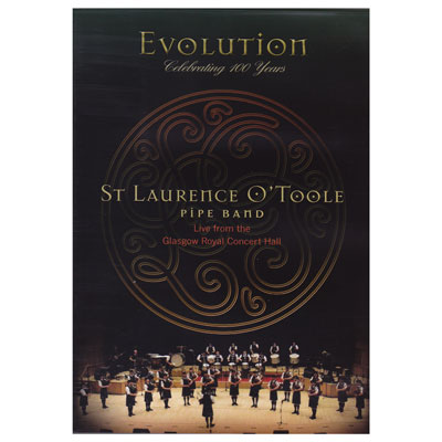 St Laurence O'Toole Evolution DVD