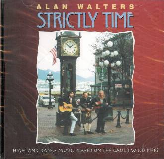 Strictly Time Highland Dancing CD