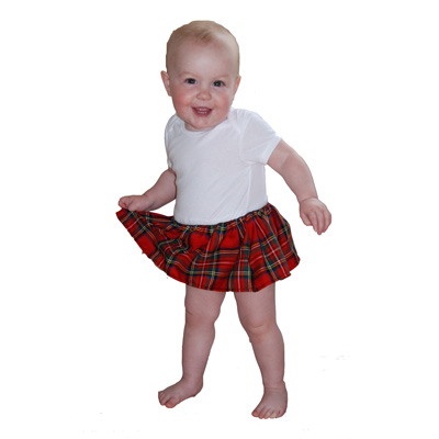 Tartan One Piece for Toddlers