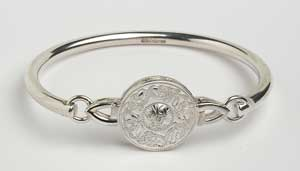 Warrior Shield Bangle Small WB3