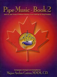 Archie Cairns Pipe Music Book 2