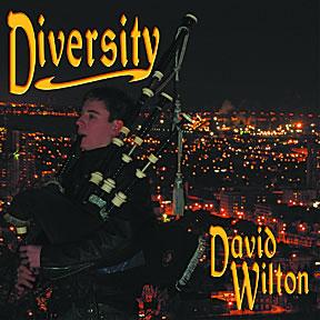 David Wilton- Diversity CD