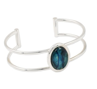 Celtic Heathergem Bangle HBA12