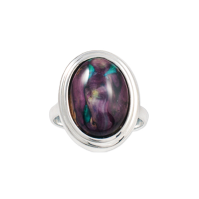 Heather Gem Ring HR4