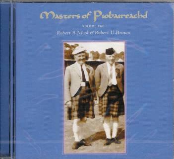 Masters of Piobaireachd CD vol 2