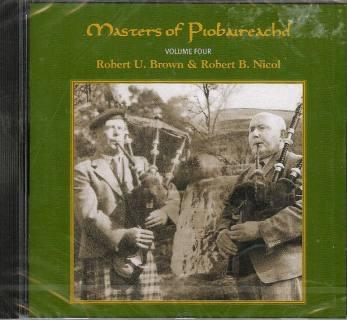 Masters of Piobaireachd CD vol 4
