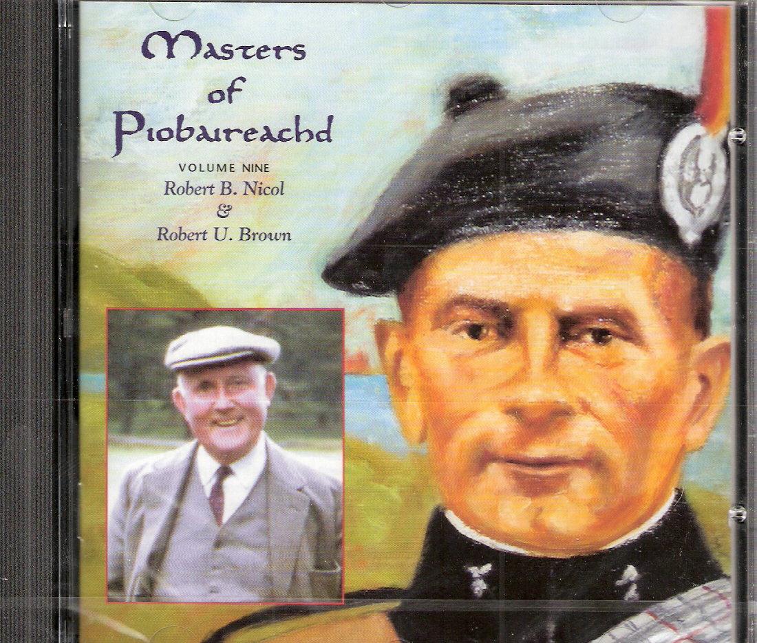 Masters of Piobaireachd CD vol 9