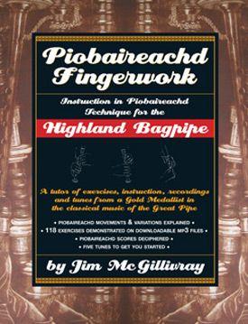 Piobaireachd Fingerwork by Jim McGillivray