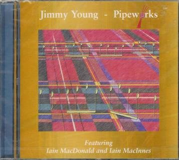 Jimmy Young - Pipeworks CD