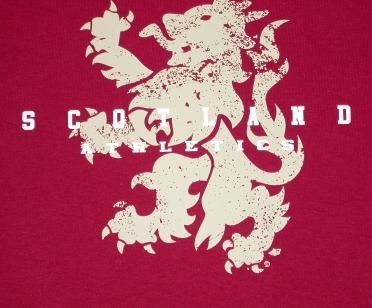 Scotland Athletics T-Shirt S3004T
