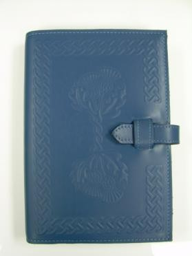 Leather Embossed Journal