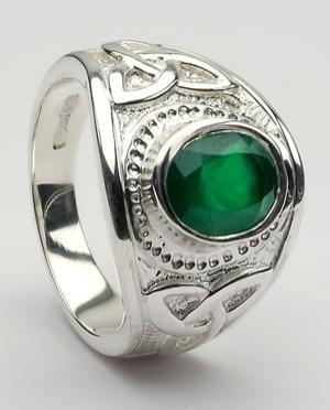 Celtic Unisex Fraternity Ring CTR16