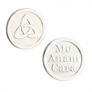 Rhodium Trinity Coin S80386