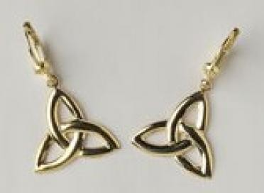 Dearbhla Trinity Earrings E2000- Drop Option