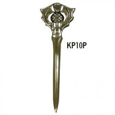 KP10P Thistle Kilt Pin