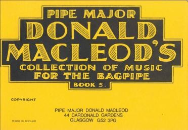 Donald MacLeod Collection Books