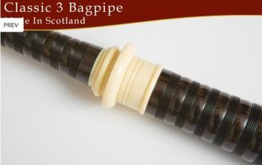 Wallace Classic 3 Bagpipes