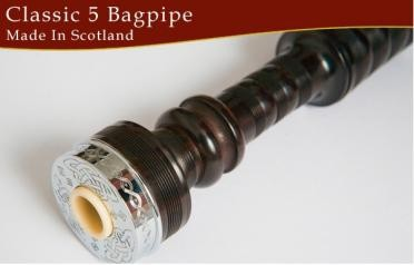 Wallace Classic 5 Bagpipes