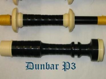 Dunbar P3 Bagpipes