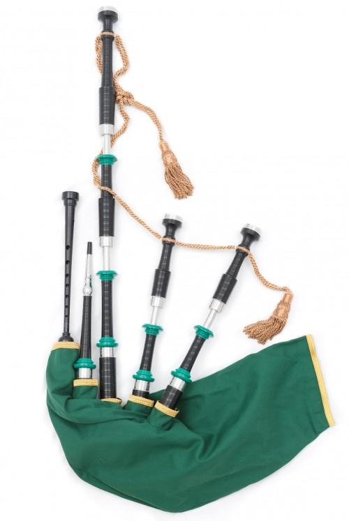McCallum P4 Themed Acetyl Bagpipes- Irish